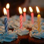 ארגון מסיבת יום הולדת עגול